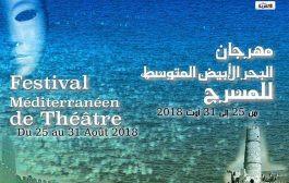 تفاصيل عن الدورة التأسيسية لمهرجان البحر الأبيض المتوسط للمسرح