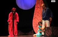 مسرحية سحر الغرام تفتتح الدورة الأولى للمهرجان الوطني لهواة المسرح بمراكش/ عبد الرحيم محلاوي
