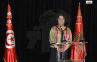 لطيفة أخرباش:الأيام المغربية بتونس ليست ثقافية فقط بل مناسبة لبحث قضايا اقتصادية مشتركة/ وات