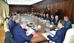 لائحة المهن الفنية في مجلس الحكومة المغربية