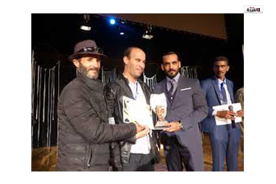 فرقة مسرح الكواليس تفوز بالجائزة الكبرى للمهرجان الدولي