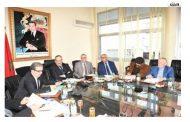 الأعرج يترأس اجتماع المجلس الإداري للمسرح الوطني محمد الخامس