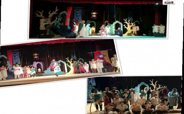 بالصور .. (سيرة بني زوال) لفرقة مطروح تنضم للمسرح للجمهور لمدة عشرة أيام بالمجان/ أحمد زيدان