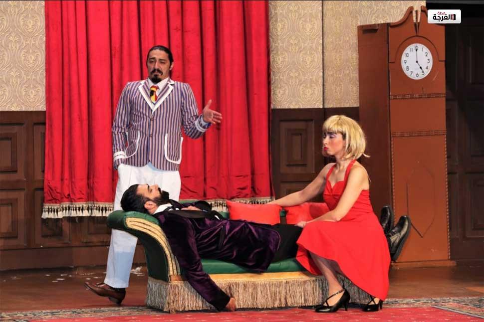 لبنان:افتتاح مسرحية