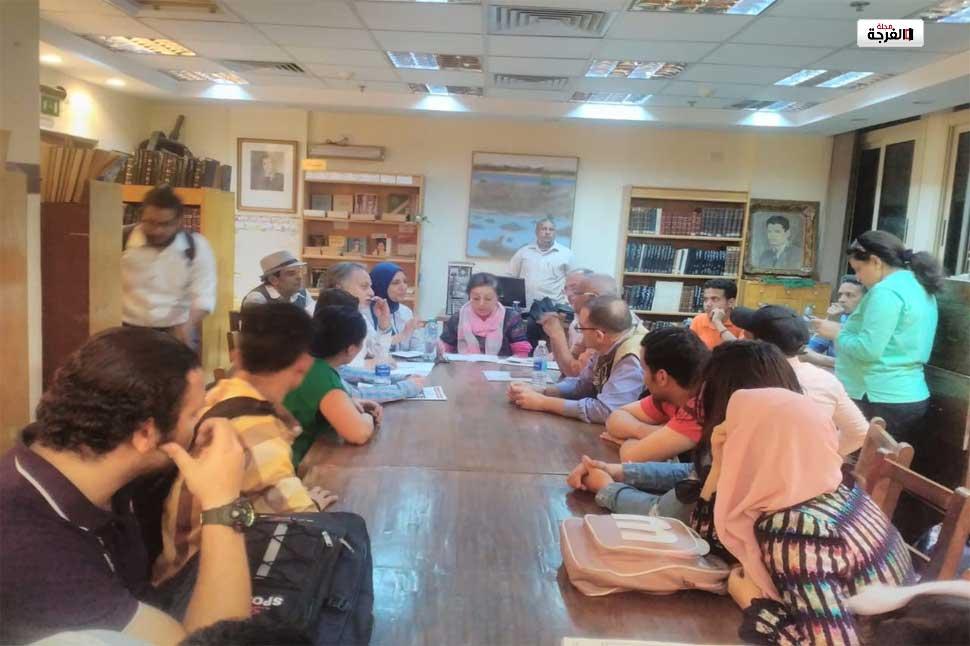 بمصر: مناقشة ساخنة فى أولى ندوات مهرجان الجنوب المسرحى/ الفرجة