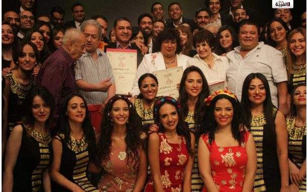 بمصر: بالصور... وزيرة الثقافة تفتتح أولى ليالى