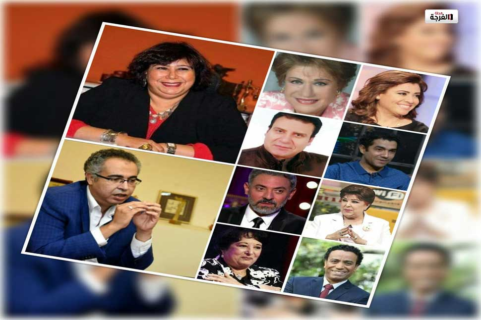 بمصر: وزير الثقافة تجمع 3 دفعات من ورشة ابدأ حلمك بحضور نجوم المسرح في مصر