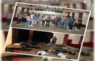 بالمغرب:  بدأ المرحلة الأولى لتوطين مسرح فرقة المدينة الصغيرة 2019/ عزيز ريان