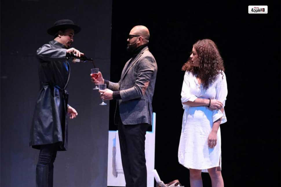 سماء أخرى للمخرج محمد الحر ..   قراءة مسرحية كونية جديدة ومغايرة .. / بقلم : يوسف الحمدان