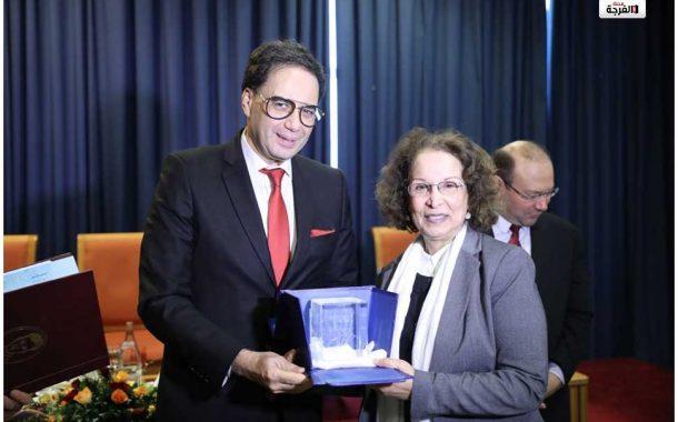 بتونس: الكاتبة العراقية عواطف نعيم تتحصل على جائزة أبو القاسم الشابي/ ر ت