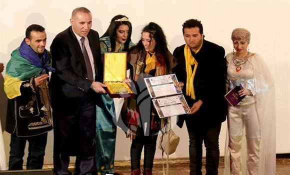 بالجزائر: مسرحية