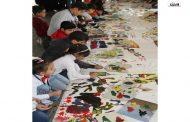 العراق: المركز الثقافي في جامعة البصرة ينظم فعالية مشروع  بسمة طفل