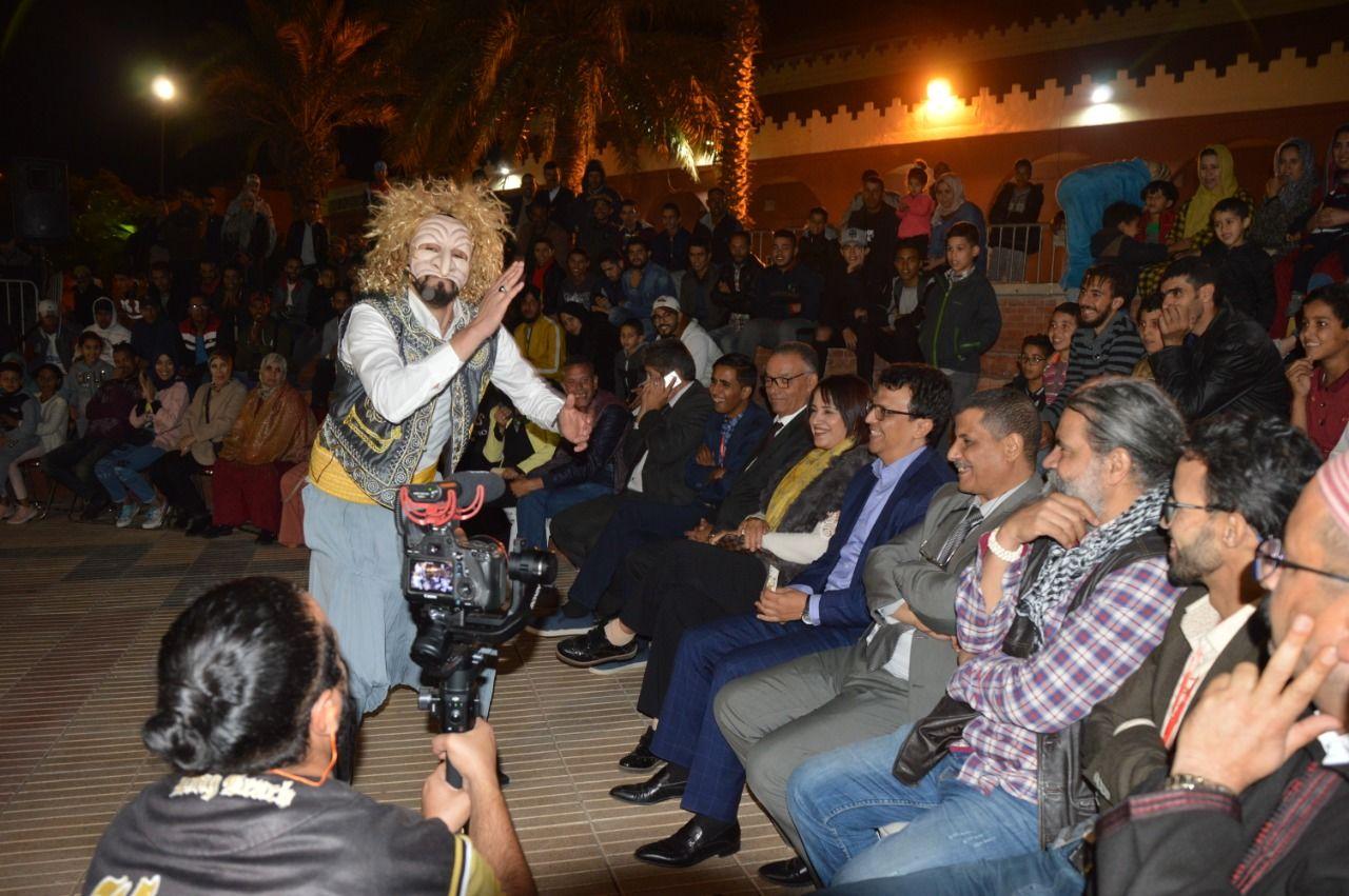 بمصر: لاول مرة فى الصعيد...مسرح الشارع  فى قرى أسيوط