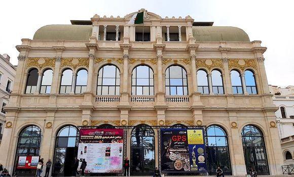 بالجزائر: المسرح الوطني يطلق مسابقة وطنية حول الوقاية من فيروس كورونا