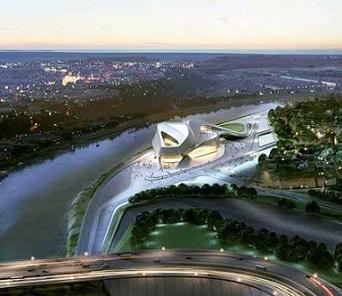 بالمغرب: قريبا.. افتتاح مسرح الرباط الكبير