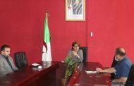 بالجزائر: تنصيب السيد محمد بوكراس مديرا عاما للمعهد العالي لفنون العرض والسمعي البصري