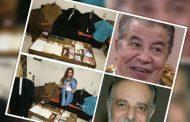 بمصر: إهداء بعض المقتنيات الخاصة للفنان الراحل سعيد طرابيك إلى المركز القومي للمسرح والموسيقي والفنون الشعبية/ أحمد جميل