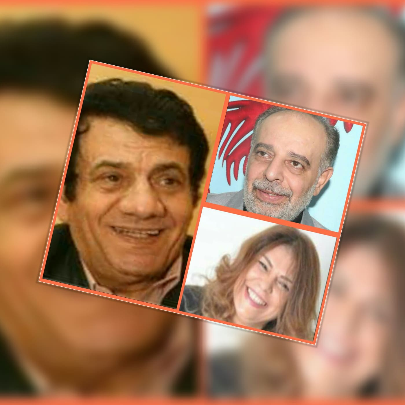 بمصر: الفنانة آمال حلمي تهدي مقتنيات الراحل مظهر أبو النجا للمركز القومي للمسرح والموسيقى والفنون الشعبية/ أحمد جميل
