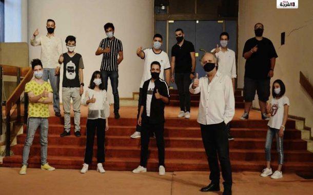 بالاردن: مشروع رعاية المواهب المسرحية الجديدة للفائزين بمسابقة
