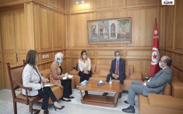 بتونس:وزير الشؤون الثقافية بالنيابة يطلع على الاستعدادات لتنظيم الدورة الرابعة للملتقى الدولي شكري بلعيد للفنون