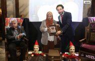 بمصر: تكريم الإبياري وعنوس في أول أيام المهرجان