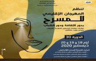 بتونس: برنامج المهرجان الإقليمي للمسرح بدور الثقافة ودور الثقافة ودور الشباب بسوسة