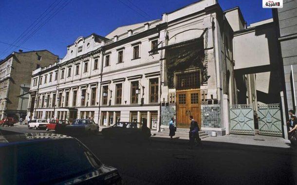 بروسيا: تصوير فيلم عن أسطورة المسرح الروسي ستانيسلافسكي