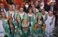 بمصر: الفرقة الموسيقية للمركز القومي للمسرح تضيئ الليلة الخامسة بخيمة هل هلالك/ ريهام أحمد