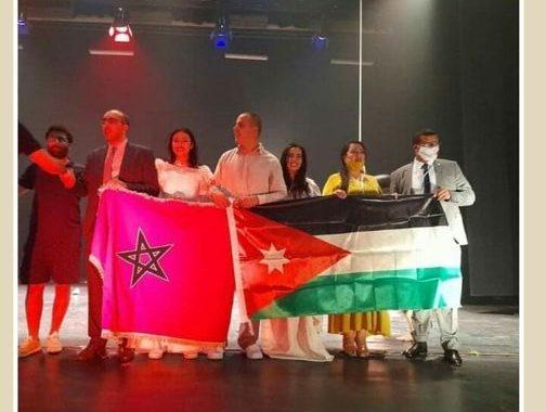 بالمغرب: تتويج آخر للمدرسة الوطنية للتجارة والتسيير الدار البيضاء جامعة الحسن الثاني بالأردن/ بشرى عمور