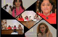 بمصر: بالصور أجواء المؤتمر الصحفي للإعلان عن تفاصيل الدورة التاسيسية لمهرجان إيزيس الدولى لمسرح المرأة/ منى شديد