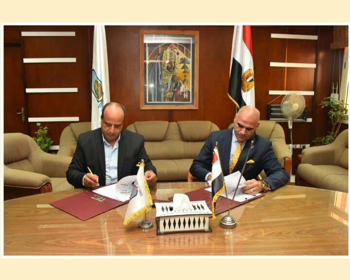 بمصر: برتوكول تعاون بين مسرح الجنوب وجامعة الاقصر